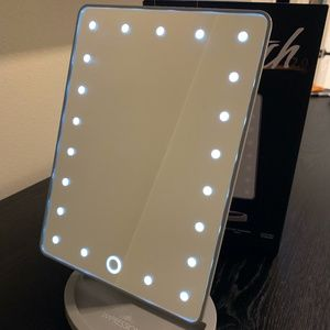 Vanity Impression LED touch mirror